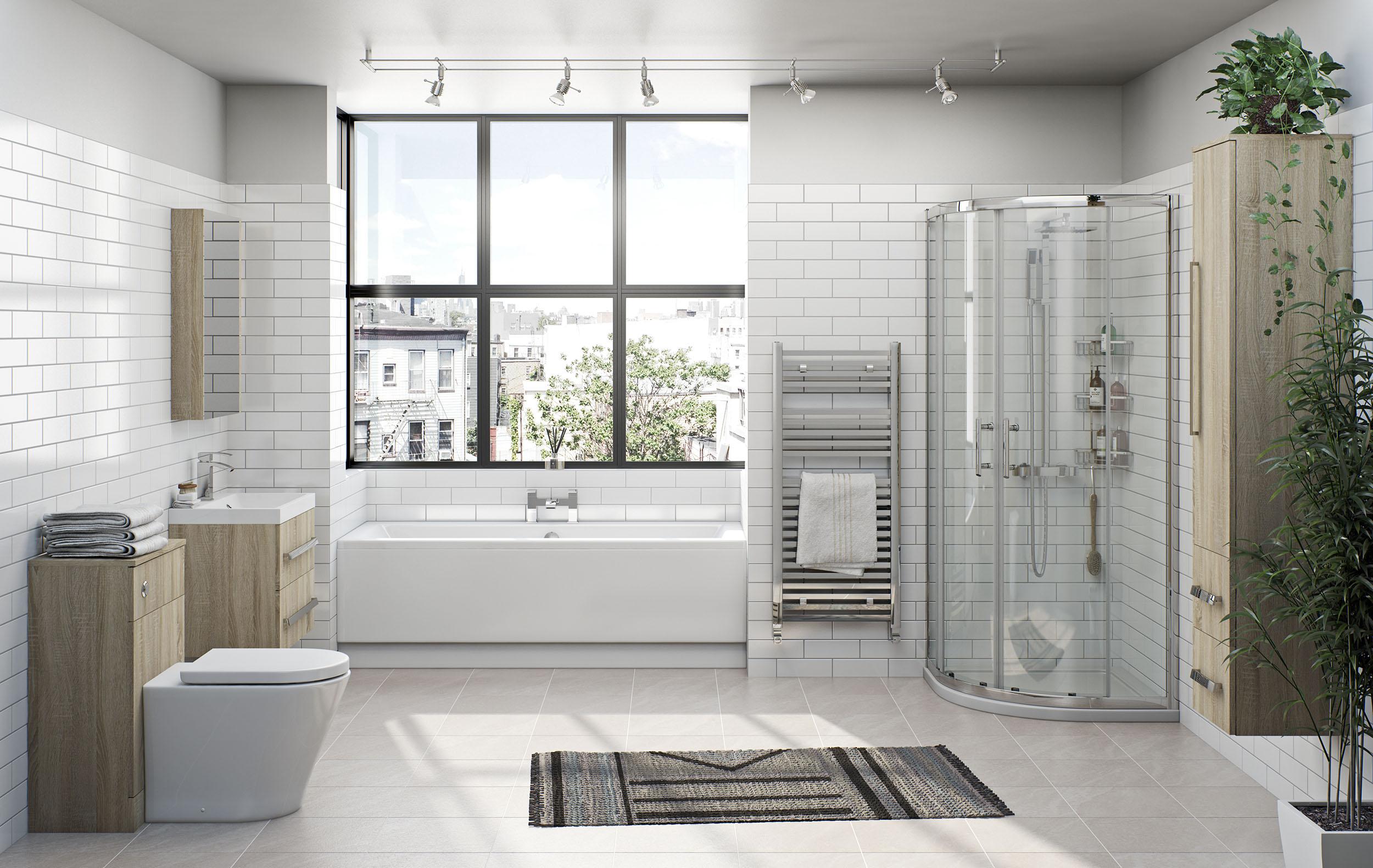 ORCHARD bathroom suites