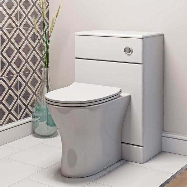 Orchard Bathroom Toilets